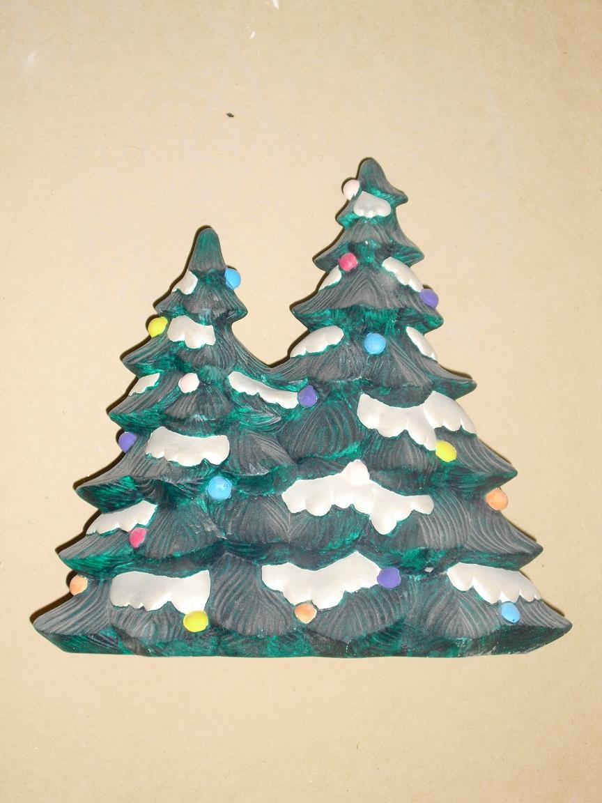 Arbol de navidad color verde fahiam ceramic s a de c v - Arbol de navidad colores ...
